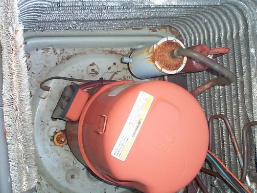 hp2 jpg sensor fell off trane xe1000  what is it?