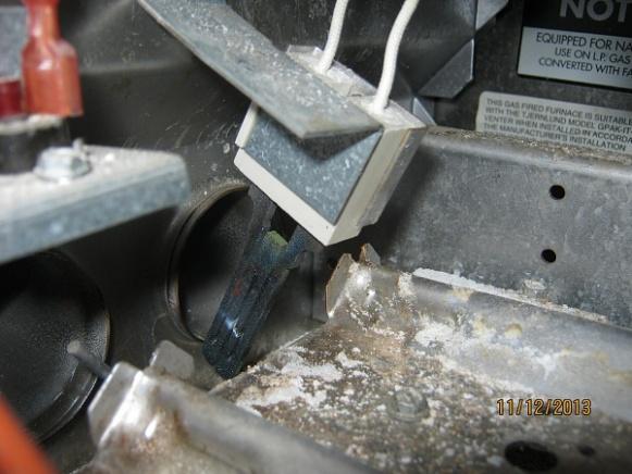 Carrier Weathermaker 8000 Codes 14 & 34 - HVAC - DIY