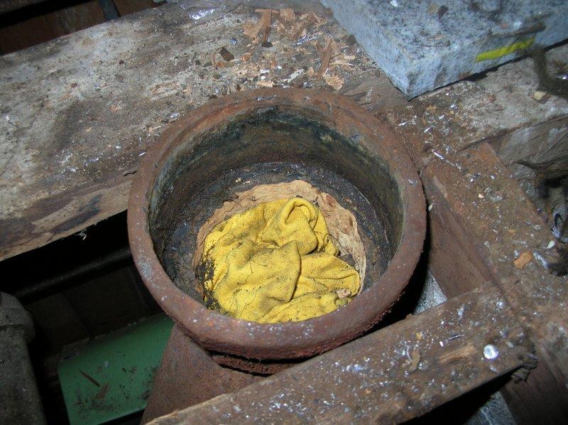 where to buy a short length of 4u0026quot; cast iron waste pipe-hub. & Where To Buy A Short Length Of 4
