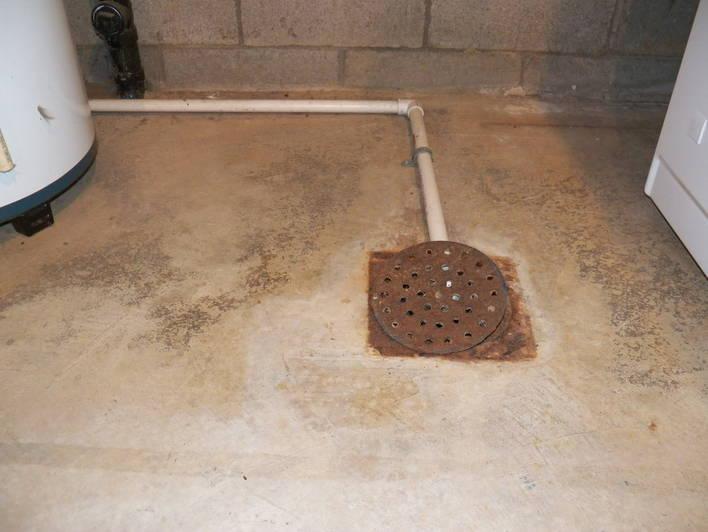 Installing A Basement Subfloor Around Floor Drains