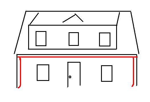 Remove V Shaped Rain Diverter Above Door?-icedam1.jpg