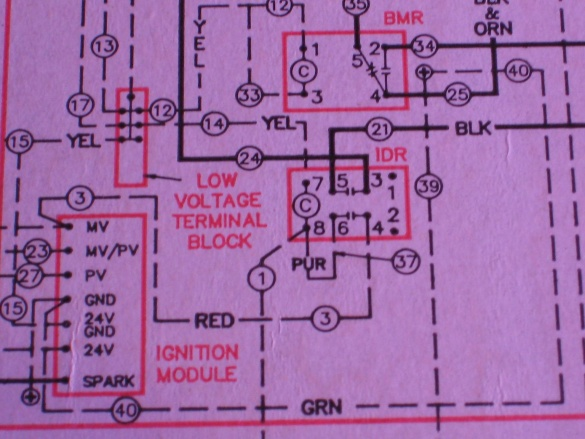 Relay Help Hvac Diy Chatroom Home Improvement. Relay Helpidrrelay. Wiring. Mars Relay Wiring Diagram At Scoala.co