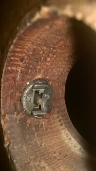 Help Removing Old Schlage Locking Mech Windows And Doors