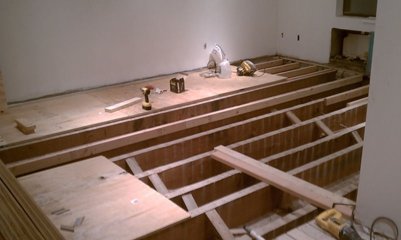 Proper Installation Of Sister Joists Building Construction Diy