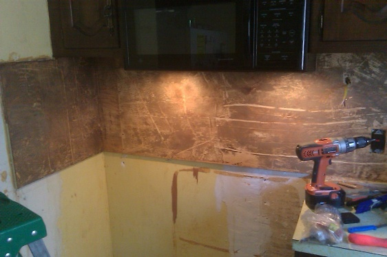 Tiling Over Laminate Formica Backsplash Imag0203 Jpg