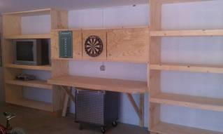 BUILDING PLYWOOD CABINETS GARAGE – Wooden Cabinets Design Ideas
