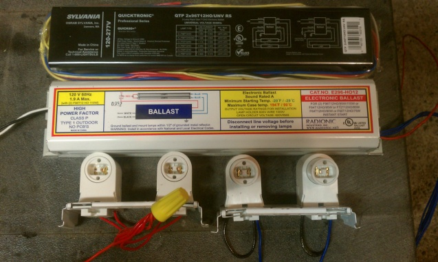 New High Output Ballast Compatible  - Electrical