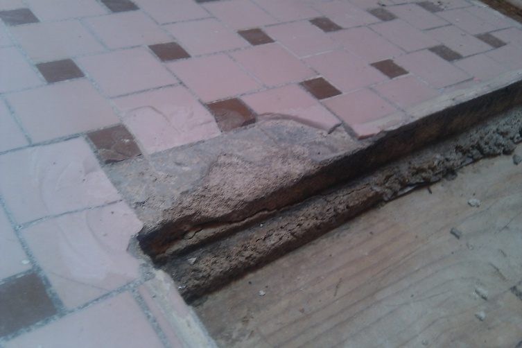 Old Vinyl Floor Tiles How To Remove Old Tile Floor
