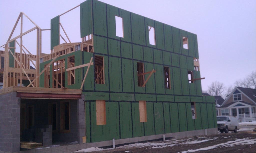 Zip System Sheathing Building Amp Construction Diy