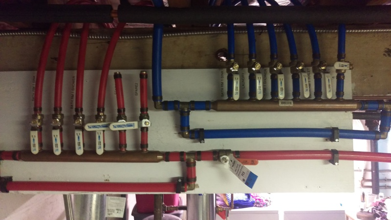 Re Plumbing A House With Pex Mycoffeepot Org