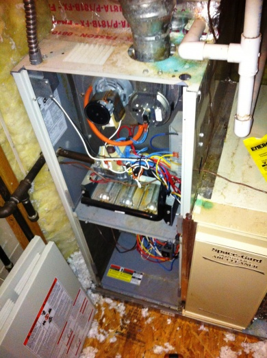 Burners Not Igniting Icp Combustion Gas Furnace Hvac