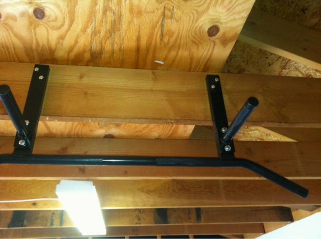Garage Pull Up Bar Building Construction Diy Chatroom