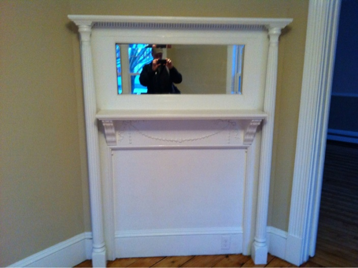 How to remove a faux fireplace from a plaster lath wall-image-1233877605.jpg