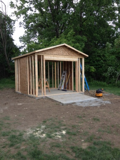 8x12 shed floor and foundation plans - building & construction