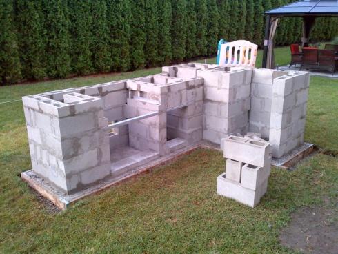 Outdoor Concrete Countertop Formulaes Image 1278884780