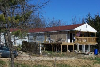 Installing pergola on raised deck.-image-1308939990.jpg