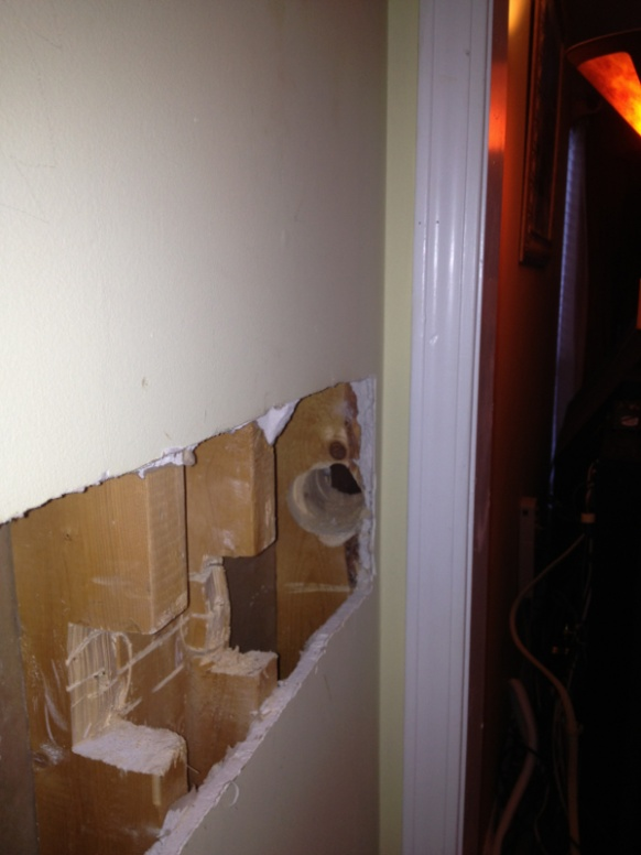 How do I reinforce compromised load-bearing studs?-image-1387307337.jpg