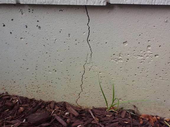 Well Known Garage Foundation Crack Repair Qe83 Roccommunity