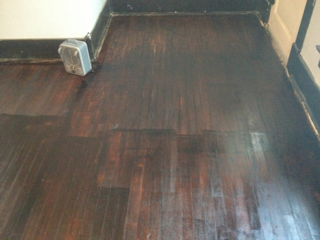 How To Fix Uneven Stain On Wood Floors Viewfloor Co