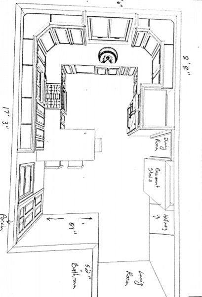 anyone want to give recommendations on new kitchen