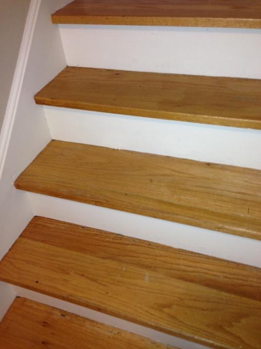 ... Replacing Oak Stair Tread Image 1443685794