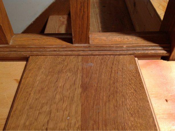 How To Trim Out Laminate At Railing Image 1505994650 Jpg