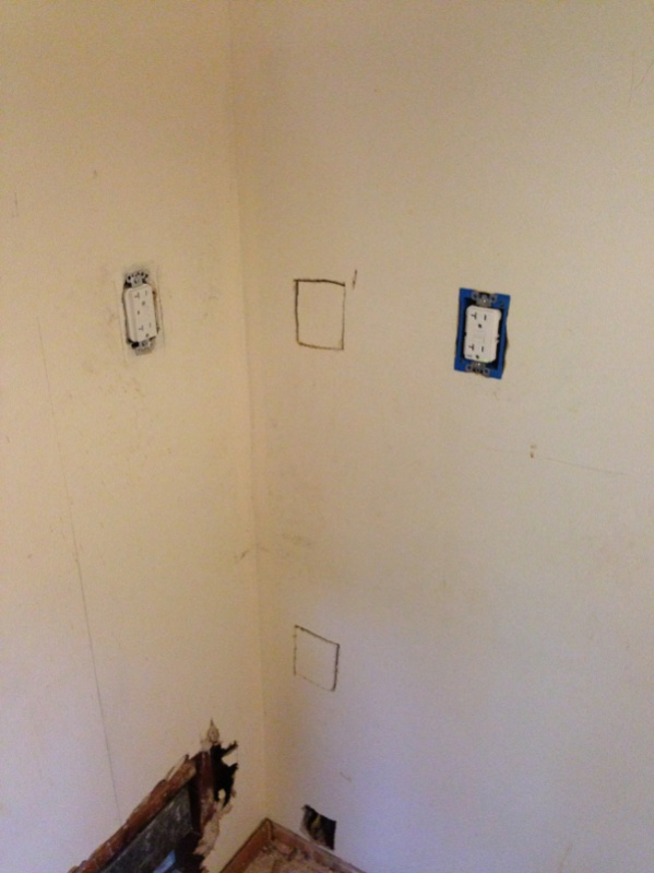 Rough In Electrical Inspection For Kitchen Remodel - Electrical ...