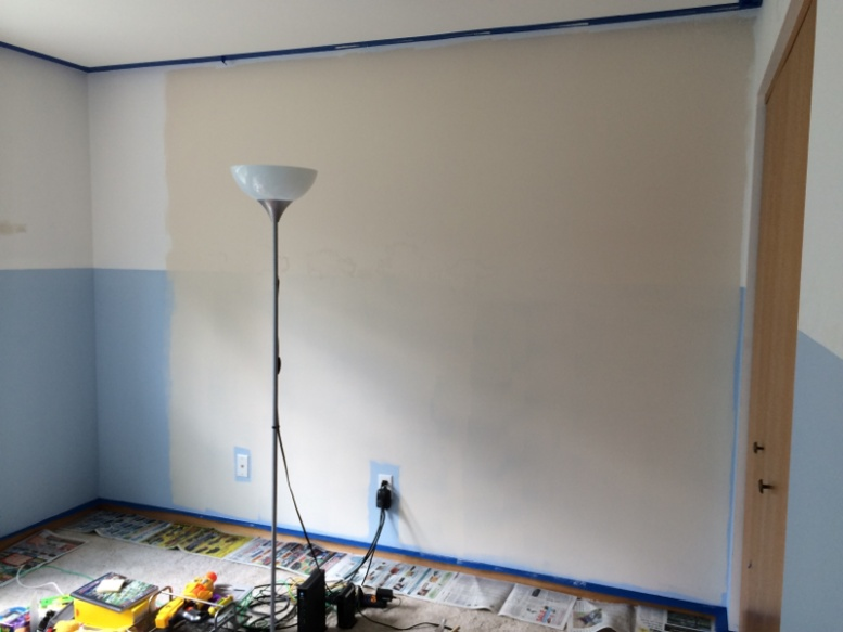 How do I remove residue from a wall before painting?-image-1593588182.jpg