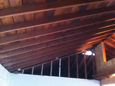 Insulating Open Rafter Ceiling Insulation Diy Chatroom