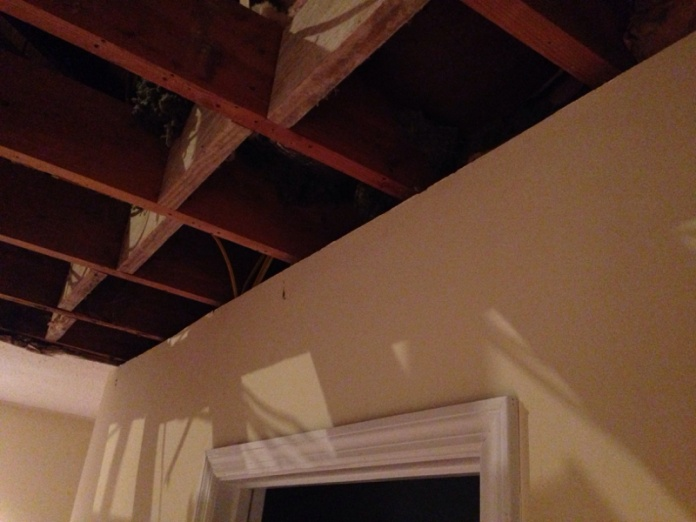 do re in they how makes easier drywall should once the hanging begin if ceilings rest your with some garage professionals to you hang ceiling say going it that