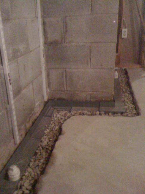 Humid But Not Wet Basement Is Dryloc Enough Concrete