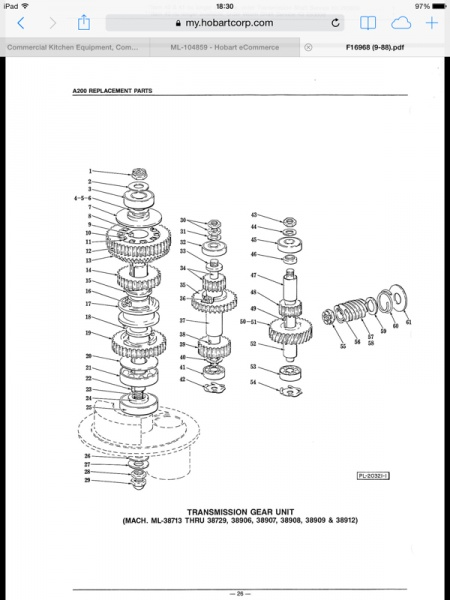 Hobart Mixer Motor Wiring Diagram on start capacitor wiring diagram, hobart mixer motor parts, hobart a200 parts diagram,