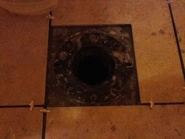 Tiling Around Toilet - Tiling, ceramics, marble - DIY Chatroom Home ...
