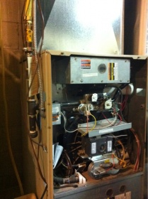 Carrier Furnace Flame Rollout Keeps Tripping - Why? - HVAC