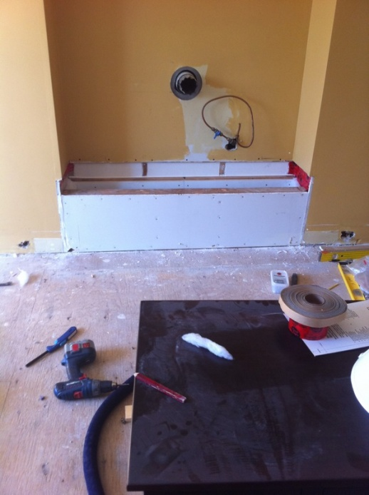 Small Concrete Countertop Can It Be Cantilevered