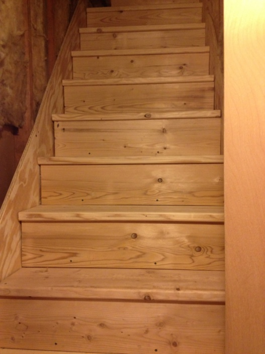 Stairs To Walk Up Attic Building Amp Construction Diy