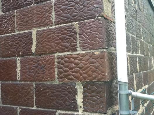 Rotting Door Jamb - Basement Walls Made of Hollow Clay Brick-image-2100539783.jpg