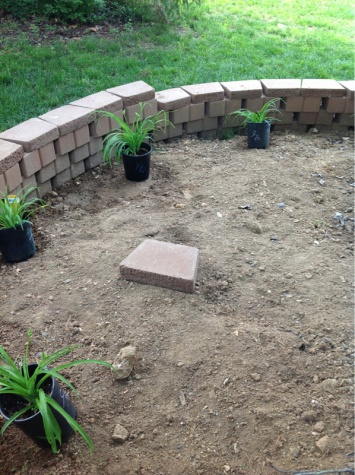 How to prep wall of landscape blocks for dirt containment-image-2183916522.jpg