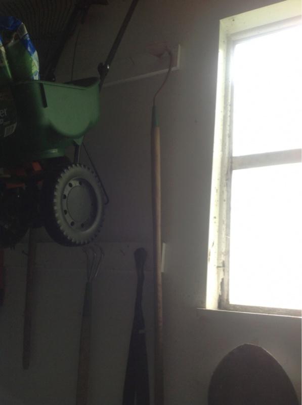 Garage Pegboard Installation Questions
