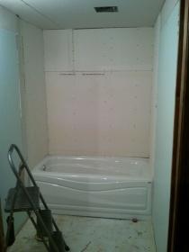Adding A Tub/shower To Basement Bathroom? - Plumbing - DIY ...