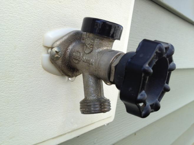 Outdoor Faucet Leak Repair General Diy Discussions Diy