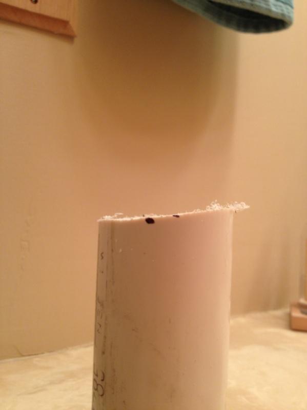How to remove brass drain flange from fiberglass shower pan-image-2536673154.jpg