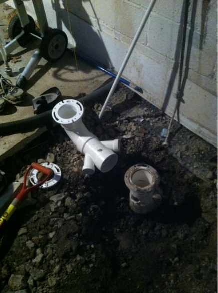 Relocating toilet flange and main for basement bath.-image-2659019456.jpg