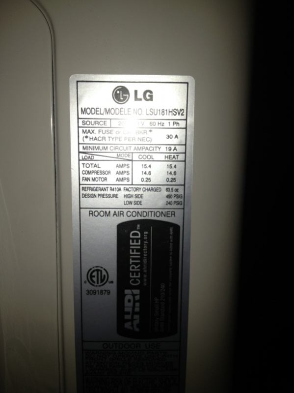 Mini split AC 120 or 240 - lsu181hsv model-image-2670170996.jpg