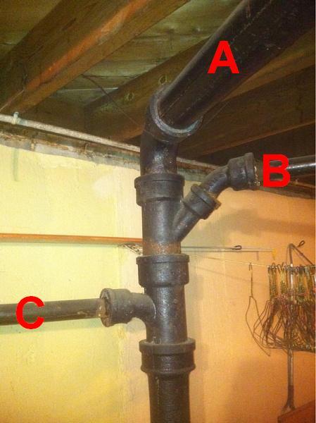 How To Rough-in Basement Bathroom? - Plumbing - DIY Home ...