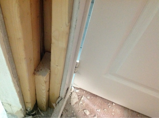 Removing wall under stairs. is it safe to remove these studs?-image-271007136.jpg