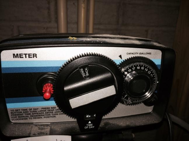 How Do I Fix My Water Softener Timer Plumbing Diy