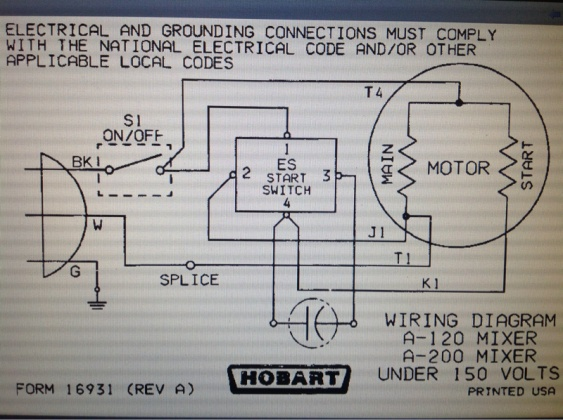 hobart grinder wiring diagram complete wiring diagrams u2022 rh sammich co vermeer sc252 stump grinder wiring diagram makita grinder wiring diagram