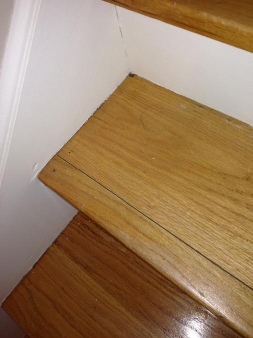 Merveilleux ... Replacing Oak Stair Tread Image 2983103465 ...