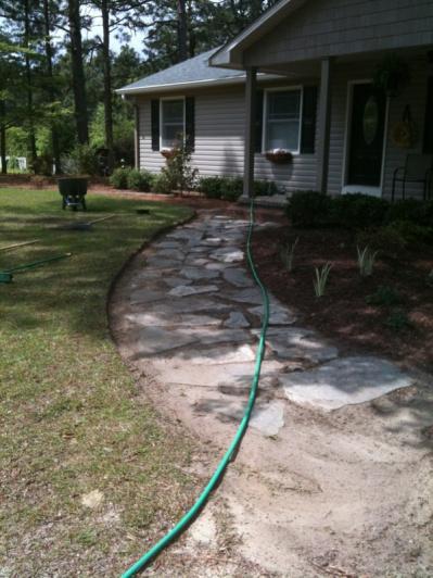 Joint fill for irregular flagstone walkway?-image-3065150785.jpg